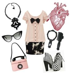 """What's it all about...?"" by velvetvolcano on Polyvore"