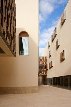 REHABILITACIÓN - Casas Consistoriales de BaezaFGGD_Arquitectura: REHABILITACIÓN - Casas Consistoriales de Baeza (Viar Estudio Arquitectura)