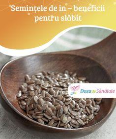 #Semințele de in – beneficii pentru slăbit Semințele de in sunt celebre #pentru toate proprietățile și componentele lor #benefice. Numeroase studii atestă că acest aliment #sănătos poate îmbunătăți funcționarea mai multor organe din corpul uman.