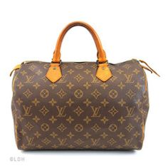 Louis Vuitton Speedy 30 (Autentic Pre Owned)