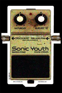 La banda surgió como un grupo, que tomó influencias del movimiento artístico No Wave como Glenn Branca y Lydia Lunch, e inicialmente el hardcore punk (véase de referencia Minor Threat), para crear música más asociada a sus propias ideas. Fueron los pioneros de la escena Noise Rock, que influyó decisivamente en el rock alternativo de los 90.