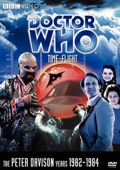 Doctor Who: Time-Flight DVD