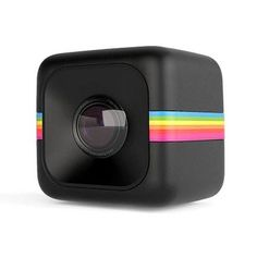 Cube Lifestyle Action Camera Black POLCPBK