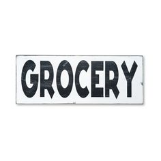 grocery, sign, - Barn Owl Primitives, vintage wood signs, typography decor,