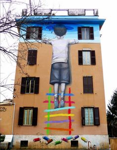 seth globe street art