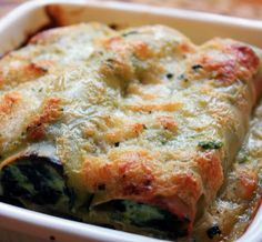Cannelloni maison au brocciu – GOURMANDISE SANS FRONTIERES Quiche, Breakfast, France, Gnocchi, Food Food, Dinners, Deco, Ravioli, Easy Cooking