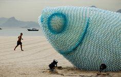 BIG FISH…IN RIO!