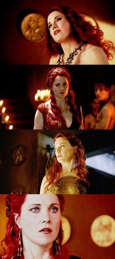 Spartacus: Blood and Sand - Lucretia