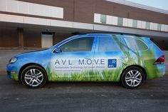 AVL M.O.V.E. vehicle wrap by Steel Skinz Graphics.   www.steelskinz.com
