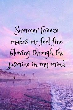 seals and crofts summer breeze Great Song Lyrics, Lyrics To Live By, Music Lyrics, Music Music, Hallmark Channel, Lyric Quotes, Me Quotes, Qoutes, Family Quotes