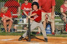 Phillies vs. Razorbacks 5-6 year old baseball 6-3-2014 (© Justin Manning) JWM_0167