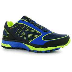 6082e78fa6c Karrimor Mens Excel Trail 2 Running Shoes Sports Lace Up Trainers Runners