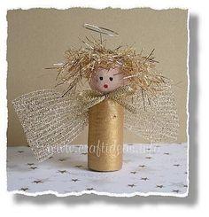 Festas e Casamentos: Rolinho de papel higiênico.