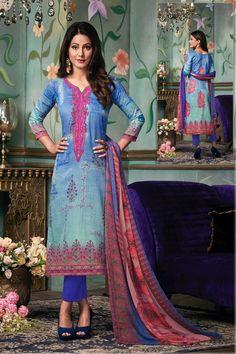 e5029a4c7c Wholesale Indian Festival Wear Designer Cotton Satin Pant Style Long Length  Salwaar Suit Collection At Wholesale Price
