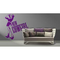 vinilo adhesivo new cowgirl Pin Up, Home Decor, Decoration Home, Room Decor, Home Interior Design, Home Decoration, Interior Design