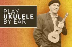 Jim D'ville's 26 Basic Ukulele Lessons for the beginner! http://www.playukulelebyear.com/category/26-basic-ukulele-lessons/