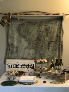 A Long-Expected Party & Second Breakfast: Our 2018 Hobbit Parties — Tea with Tolkien Hobbit Wedding, Hobbit Party, Our Wedding, Wedding Ideas, Viking Party, Medieval Party, Fantasy Party, Lotr, Tolkien Hobbit