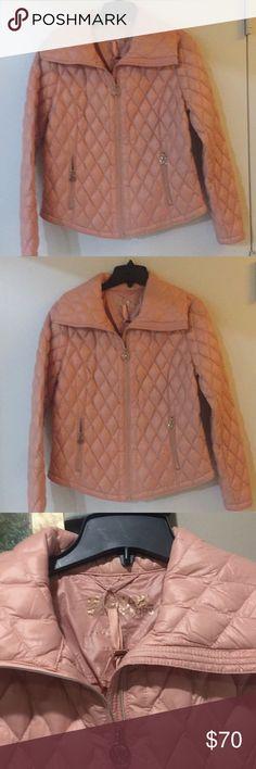 💕NWOT Michael Kors Jacket💕 New lightweight quilted jacket . . Size Medium KORS Michael Kors Jackets & Coats Puffers