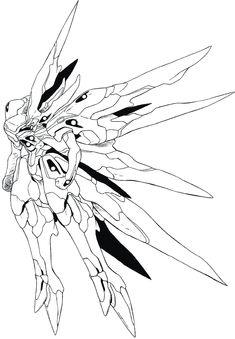 Xenogears Sketch