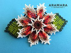 Your place to buy and sell all things handmade Bead Jewellery, Beaded Jewelry, Mexican Hairstyles, Art Du Fil, Handmade Gifts For Her, Mexican Jewelry, Hair Beads, Mexican Art, Etsy Jewelry