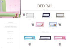 Bed Rail by Asalvo l #madewithlove
