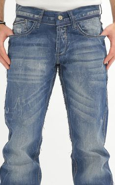 Looking for Men's Designer Jeans? Cipo & Baxx has the latest styles of Men's Ripped Jeans in Australia. Shop now on our online store! Ripped Jeans, Denim Shorts, Edgy Look, Shop Now, Pants, Shopping, Design, Fashion, Style