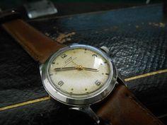 Tissot Military 1940s Men's Watch 17-Jewels #Tissot #LuxuryDressStyles