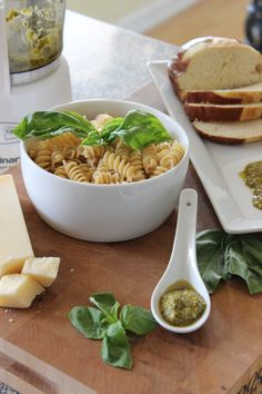 Herb Pesto featuring @aerogarden herbs from @basilmomma