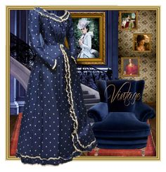 Vintage by fashionrushs on Polyvore featuring polyvore fashion style vintage clothing