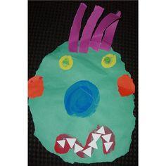 preschool... monsters