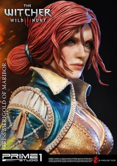 Prime 1 Studio and CD PROJEKT RED are proud to present Triss Merigold of Maribor from The Witcher Wild Hunt.Triss Merigold of Maribor is a sorceress The Witcher Wild Hunt, The Witcher Game, The Witcher Geralt, Witcher 3 Statue, Zbrush, Triss Merigold, Bernardo, Free Girl, Costumes