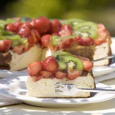"""""""Wir nennen diesen Kuchen ,unsere Diättorte', weil man mit gutem Gewissen zugreifen kann"""", erzählt Regina Köchling aus Willebadessen im Kreis Höxter...."""