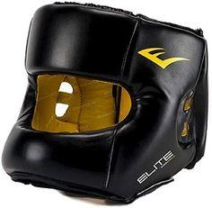 Amazon.com : Everlast Elite RTL Headgear Boxing Workout With Bag, Soccer Headbands, Kickboxing Training, World Cup Champions, Bones And Muscles, Boxing Gloves, Jiu Jitsu, No Equipment Workout