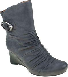 3cc481c3e Earthies Chelsea Women s Boots (Dark Grey) Earth Shoes