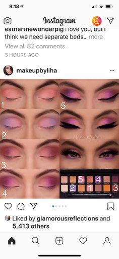 Ideas Eye Makeup Step By Step Anastasia - Makeup Tips For Redheads Makeup Eye Looks, Eye Makeup Steps, Eye Makeup Art, Makeup For Green Eyes, Blue Eye Makeup, Smokey Eyeshadow, Smokey Eye Makeup, Eyeshadow Looks, Eyeshadow Makeup