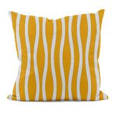 """Found it at AllModern - Wavy Stripe Decorative Pillow.  16"""", 18"""", or 20"""" square. $36 and up. NOT YELLOW - black on white, or white on black."""