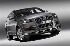 Audi SUV- I will have this car... you'll see!