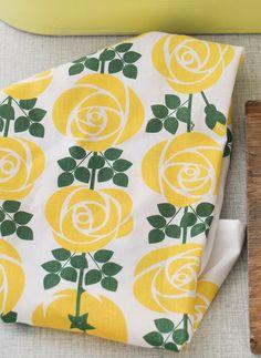 print & pattern: TEA TOWELS - koloni
