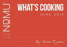 What's Cooking Recipe Cards What's Cooking, Cooking Recipes, South African Recipes, What To Cook, Recipe Cards, Meals For The Week, New Recipes, June, Ads