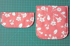 Padded satchel project to sew
