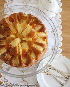 Apple Cake Recipe   A Spoonful of Sugar
