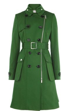 Coat by Karen Millen. And it's mine, it's mine! Can't wait for the spring to come.