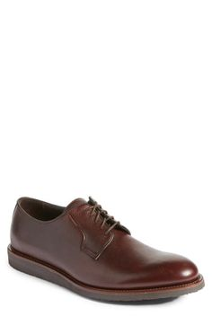 To Boot New York Samuel Plain-toe Derby In Tronco Leather To Boot New York, Monk Strap Shoes, Driving Shoes, Penny Loafers, Wardrobe Staples, Derby, Chelsea Boots, Oxford Shoes, Dress Shoes