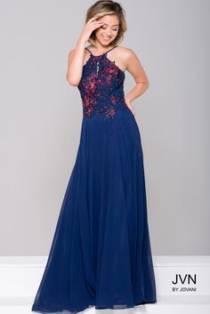 JVN Prom by Jovani JVN41470 JVN Prom Collection Estelle's Dressy Dresses in Farmingdale , NY