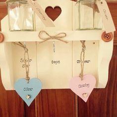 #reward #shelf #wooden #jars message me for more info xx