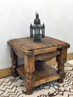 Mexican Rustic CoffeTable