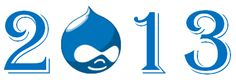 Welcome 2013 with Your Brand New Drupal Website