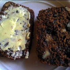 Delicious date and walnut loaf cake Date & Walnut Loaf Cake .an easy recipe , great for any occasion. Its a very moist cake / loaf & ideally cut into slices & buttered. It keeps very well in an airtight container Loaf Recipes, Baking Recipes, Dessert Recipes, Walnut Recipes, Baking Desserts, Dessert Bread, Cupcake Recipes, Date And Walnut Loaf, Date Loaf