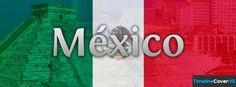 Mexico Flag Timeline Cover 850x315 Facebook Covers - Timeline Cover HD