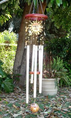 To The Sun And Beyond Wind Chime
